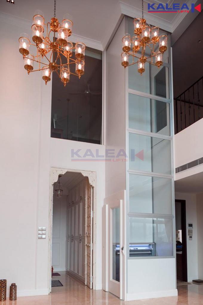 Kalea 电梯安装于新加坡某私人住宅