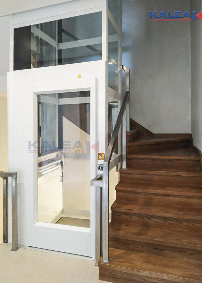 kalea家用电梯安装于杭州市某小区