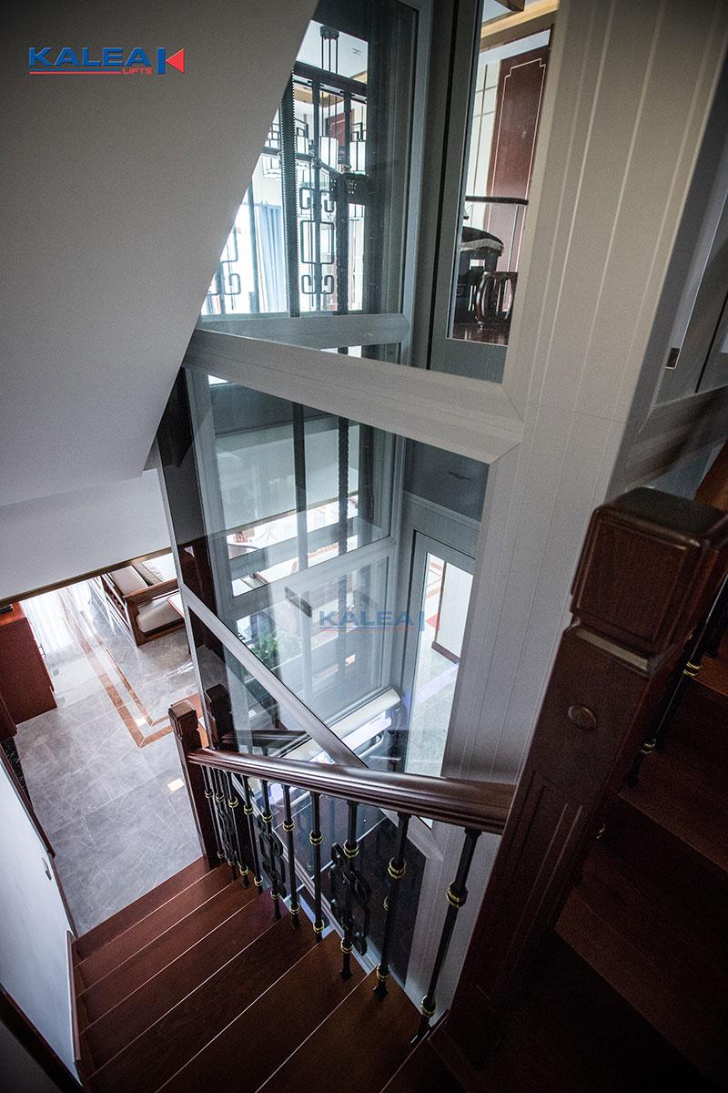 小尺寸家用电梯